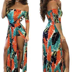 Floral Beach/Cruise Dress!